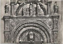 Z4561 Tolentino (Macerata) - Basilica Di San Nicola - Portale Di Nanni Del Rosso / Non Viaggiata - Italia