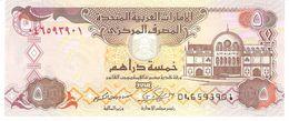 UNITED ARAB EMIRATES 5 DIRHAMS 2009 PICK 26c UNC - Emirats Arabes Unis