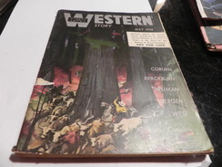 WESTERN STORY / MAY 1946. STREET  AND SMITH'S .EDITION FOR ARMED DISTRIBUTED BY SPECIAL DIVISION /A.A.F.US.ARMY/ NAVY. - Forces Armées Américaines