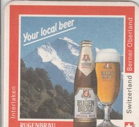 Switzerland - Rugenbrau - Berner Oberland - Interlaken - Sous-bocks