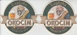 Poland - Okocim - Zagloba - Sous-bocks