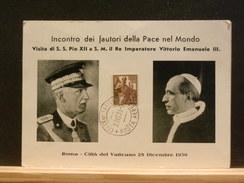 65/412A   CP VAT.  1939 - Cartas