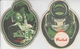 Grolsch - Jam Sessions - 1 - Sous-bocks