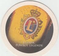 Poland - Lezajsk - Beer Mats