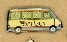 L# - PIN´S:  OPTIBUS - Transports