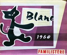 Catalogue Familistère Blanc 1960, 16 Pages Bon état - France