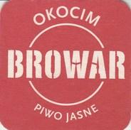 Poland - Okocim - Beer Mats