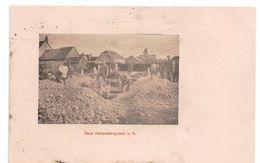 CPA 02 GUIGNICOURT / NEUE KAMERADENGRABER IN G. / 1915 - France