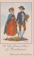 Illustrateur :  J. Droit De Chez Farines Jammet :  Région : Le  Bourbonnais - Droit