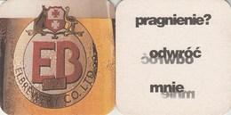 Poland - EB - 2 - Beer Mats