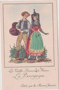 Illustrateur :  J. Droit De Chez Farines Jammet :  Région : La  Bourgogne - Droit