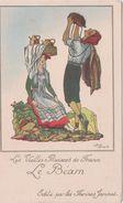 Illustrateur :  J. Droit De Chez Farines Jammet :  Région :  Le  Béarn - Droit