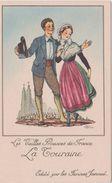 Illustrateur :  J. Droit De Chez Farines Jammet :  Région :  La  Touraine - Droit