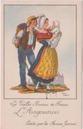 Illustrateur :  J. Droit De Chez Farines Jammet :  Région : L Angoumois - Droit
