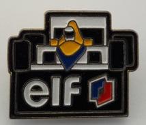 Pins Elf Voiture - Carburants