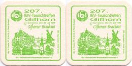 #D159-115 Viltje Gifherner Brauhaus - Bierviltjes