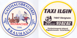 #D159-146 Viltje Mosbacher Brauhaus - Sous-bocks