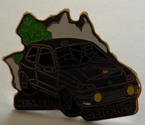 Pins Renault  Clio 16S - Transports