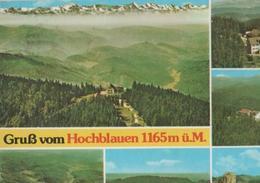 Badenweiler - Gruss Vom Hochblauen - 1983 - Badenweiler