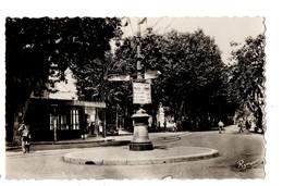 13 - AUBAGNE . Le Cours Maréchal Foch - N°4175 - - Aubagne