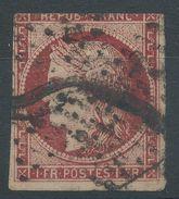 Lot N°36659  N°6 Oblit à Déchiffrer, Voir Verso - 1849-1850 Cérès