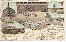 1900 - MADRID, Gute Zustand, 2 Scan - Madrid