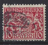 Bayern Dienst 1916-20  (o) Mi.26y - Bavaria