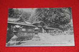Japan Nikko One Temple First Years 1900 NV - Non Classificati