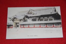 Japan Nikko Temple First Years 1900 NV - Non Classificati