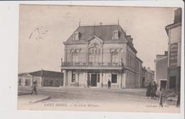 CPA - ST SAINT MIHIEL - Le Cercle Militaire - Saint Mihiel