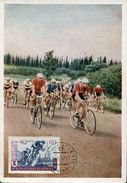 25224  Russia, Maximum 1957, Cycling  Cyclisme - Cycling