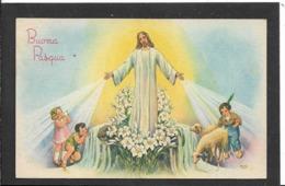 Buona Pasqua - Piccolo Formato - Viaggiata - Pâques