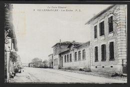 VILLEFRANCHE - Les Ecoles - Villefranche D'Albigeois