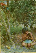 141061 AMZONAS COLOMBIA JOVEN INDIGENA  TRIBU DE LOS YAGUAS - Colombia