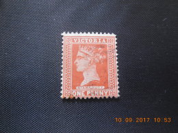 Victoria / Australia / Sevios / Stamps - Used Stamps