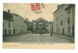 88 - CHARMES - Place De L'Epée - Les Halles - Charmes