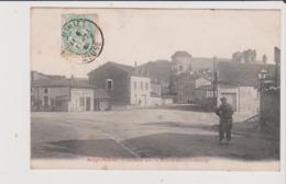 CPA - ST SAINT MIHIEL - Entrée Par La Route De Commercy - Saint Mihiel