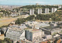 CPSM/gf (69) LYON VAISE.  Société RHODIACETA.  Filatures Acétate Et Nylon. ..C175 - Lyon
