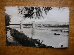 Puteaux - Suresnes , Barrage Sur La Seine Et Le Mont Valérien à L'horizon - Puteaux
