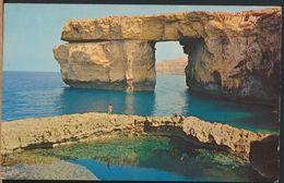 °°° 6648 - MALTA - GOZO DWEJRA - With Stamps °°° - Malta