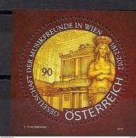 2012  Austria  Mi. Bl 68**MNH  200 Jahre Gesellschaft Der Musikfreunde In Wien - Blocchi & Fogli