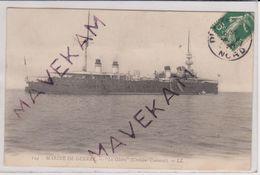 """Cpa   """" Marine De Guerre - La Gloire ( Croiseur Cuirassé )  """" - Guerra"""