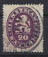 Bayern Dienst 1920  (o) Mi.47 - Bavaria