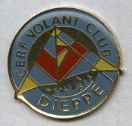 Pin´s Cerf-volant Kite Dieppe (1) - Badges