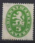 Bayern Dienst 1920  (**) MNH Mi.44 - Bavière