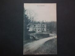90 - Valdoie - CPA - Villa Monceau - G. Charpentier , Page , Valdoie , Belfort - 1918 - TBE - - Valdoie