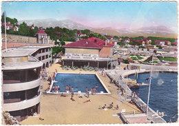 13. Gf. MARSEILLE. Promenade De La Corniche. Piscine Du Palm-Beach. 7 - Endoume, Roucas, Corniche, Plages