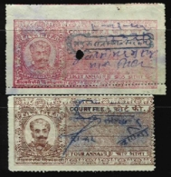 INDIAN STATES, MEWAR UDAIPUR, Used, F/VF - Indien