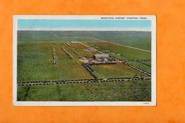 MUNICIPAL AIRPORT  HOUSTON  TEXAS  - - Houston