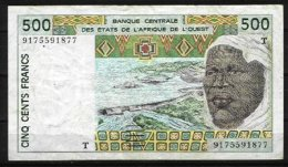 FRENCH WEST AFRICA, Banknote, F/VF - France
